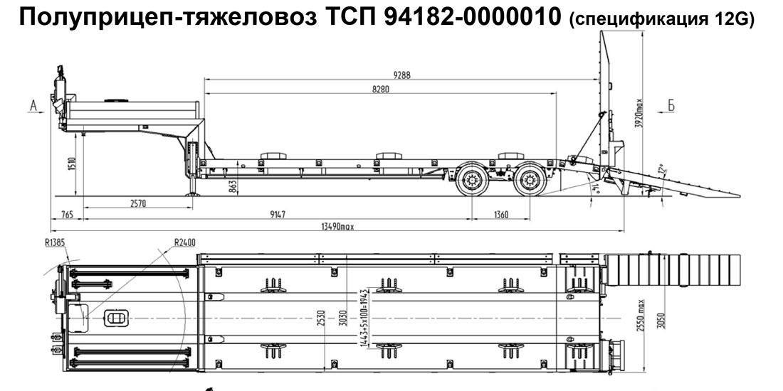 ТСП 94182-0000010