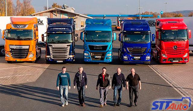 Комиссионные грузовики – отличный шанс купить грузовик