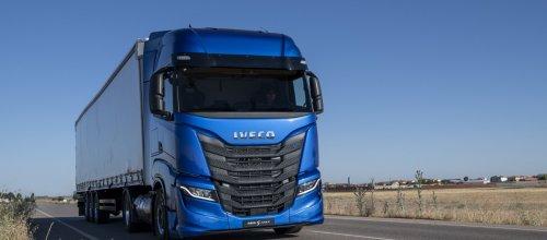 Iveco S-WAY | Дебют нового тягача