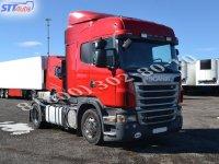 Тягач седельный Scania G420